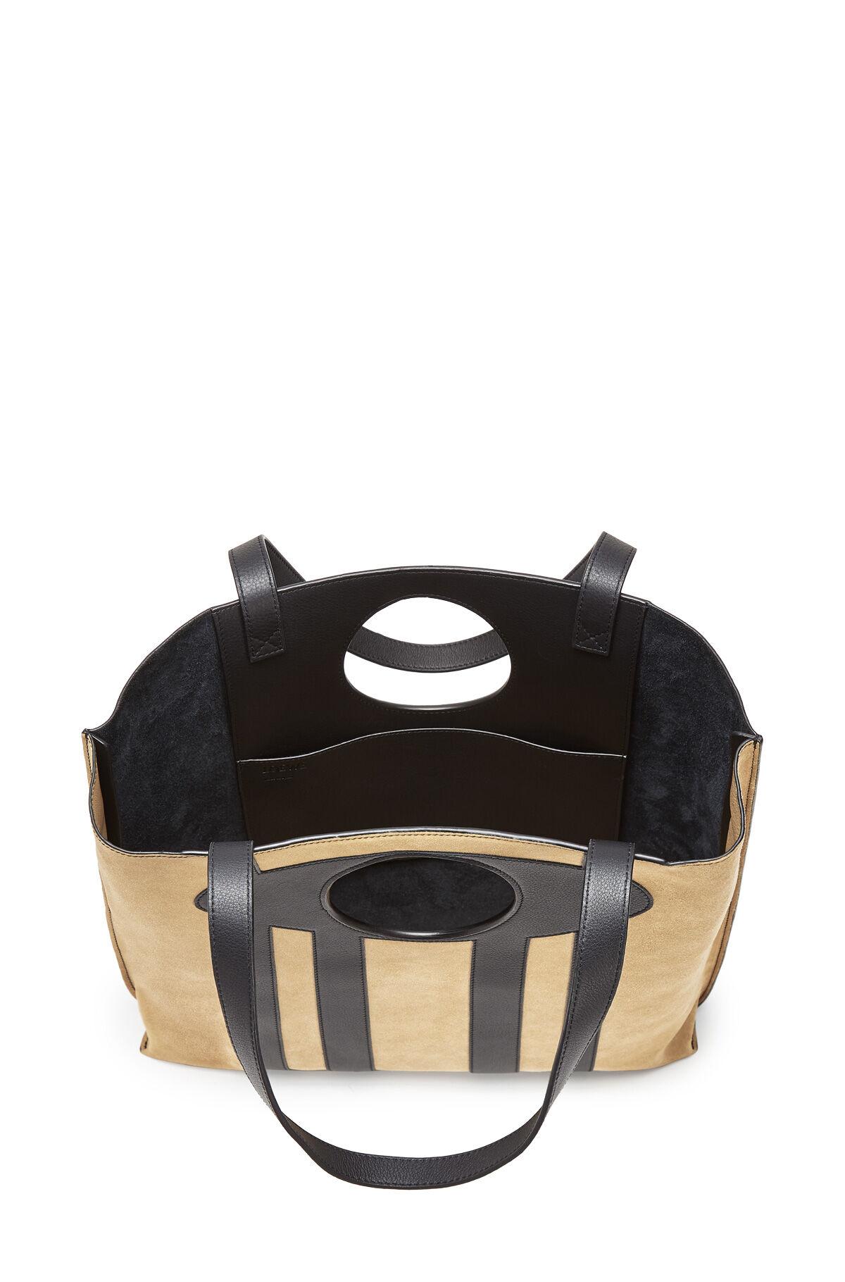 LOEWE Chair Tote Bag 金色/黑色 all