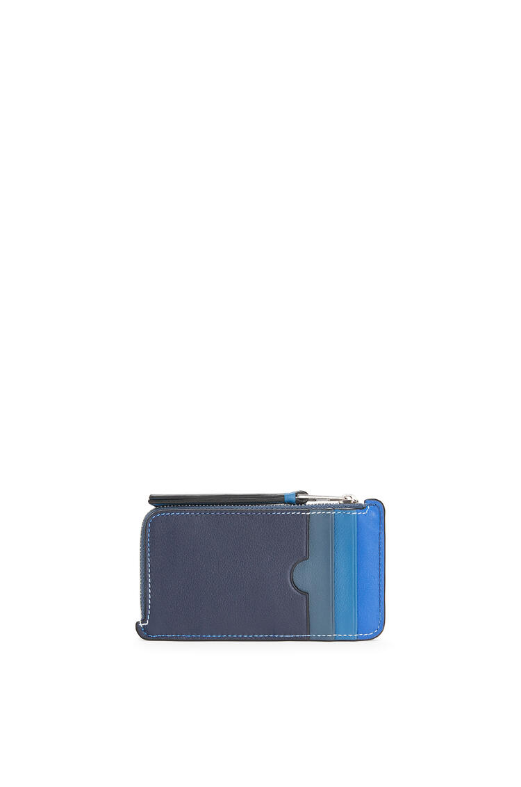 LOEWE Rainbow Coin Cardholder In Soft Calfskin Multicolor pdp_rd
