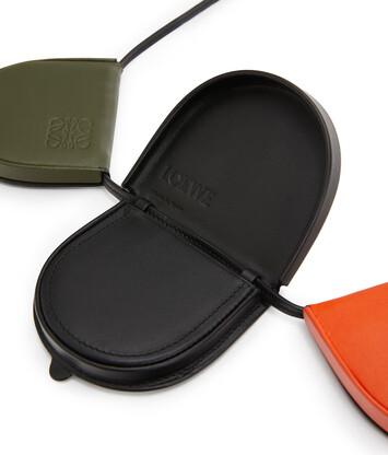 LOEWE Collar Multi Heel Multicolor front