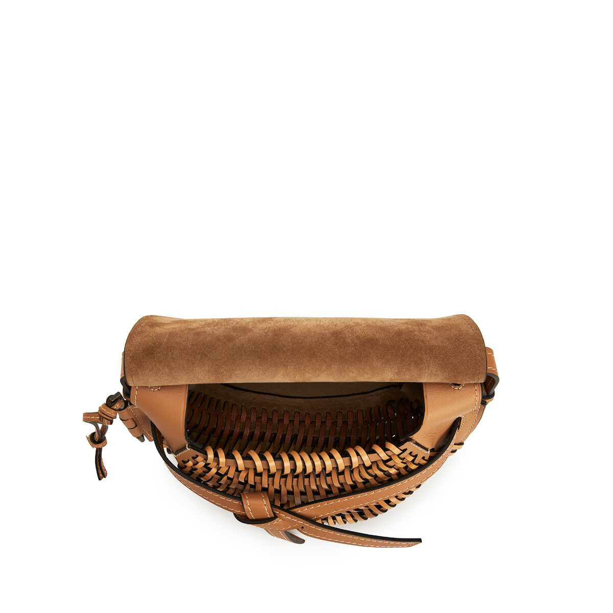 Gate Woven Small Bag