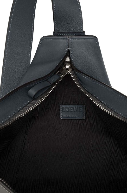 LOEWE Anton Backpack Grey Multitone all