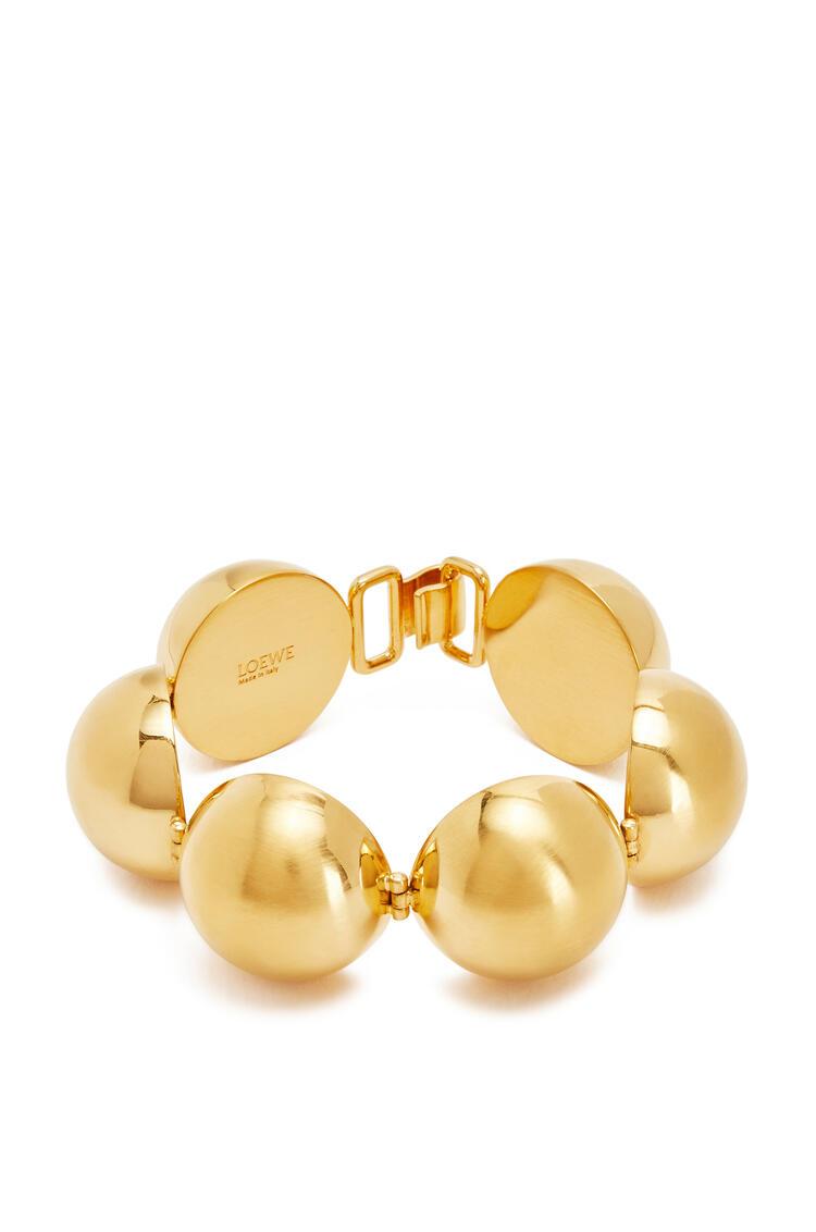 LOEWE Mini Globe bracelet Gold pdp_rd