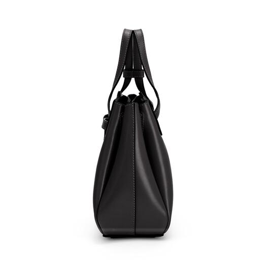 LOEWE Lazo Mini Bag 黑色 front