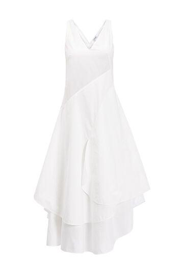LOEWE Petal Dress 白色 front