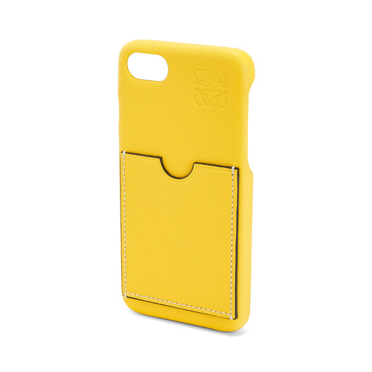 LOEWE Cover For Iphone 8 Yellow front