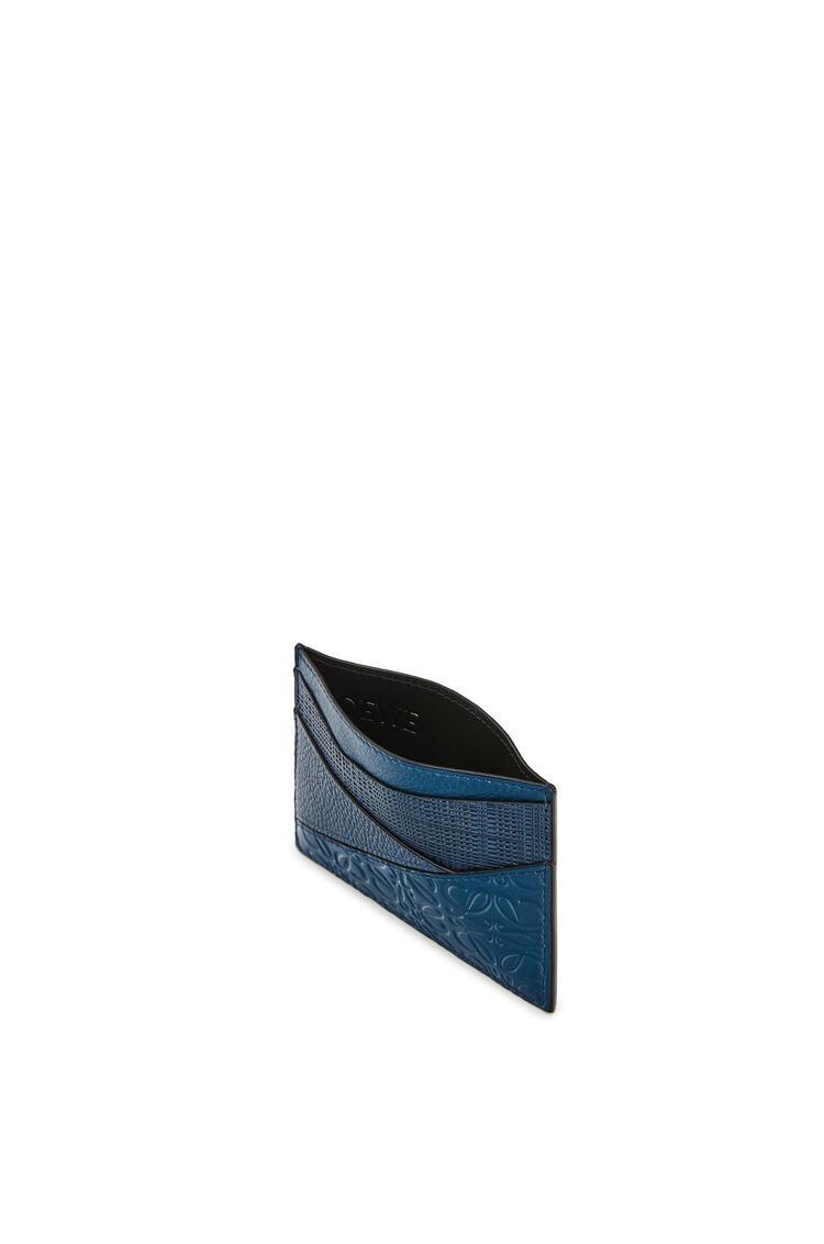 LOEWE パズル プレーン カードホルダー(テクスチャード カーフスキン) インディゴ pdp_rd