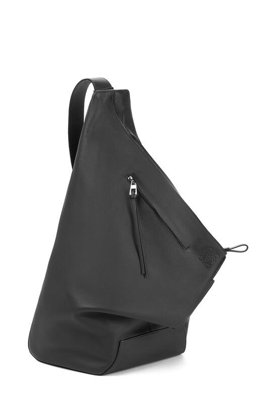 LOEWE Anton Backpack Black front