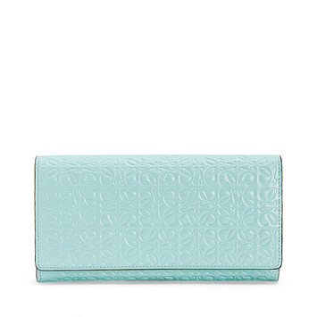 LOEWE Continental Wallet Mint front