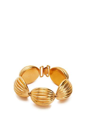 LOEWE Nutshell bracelet Gold pdp_rd