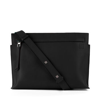 LOEWE T 信差包 黑色 front