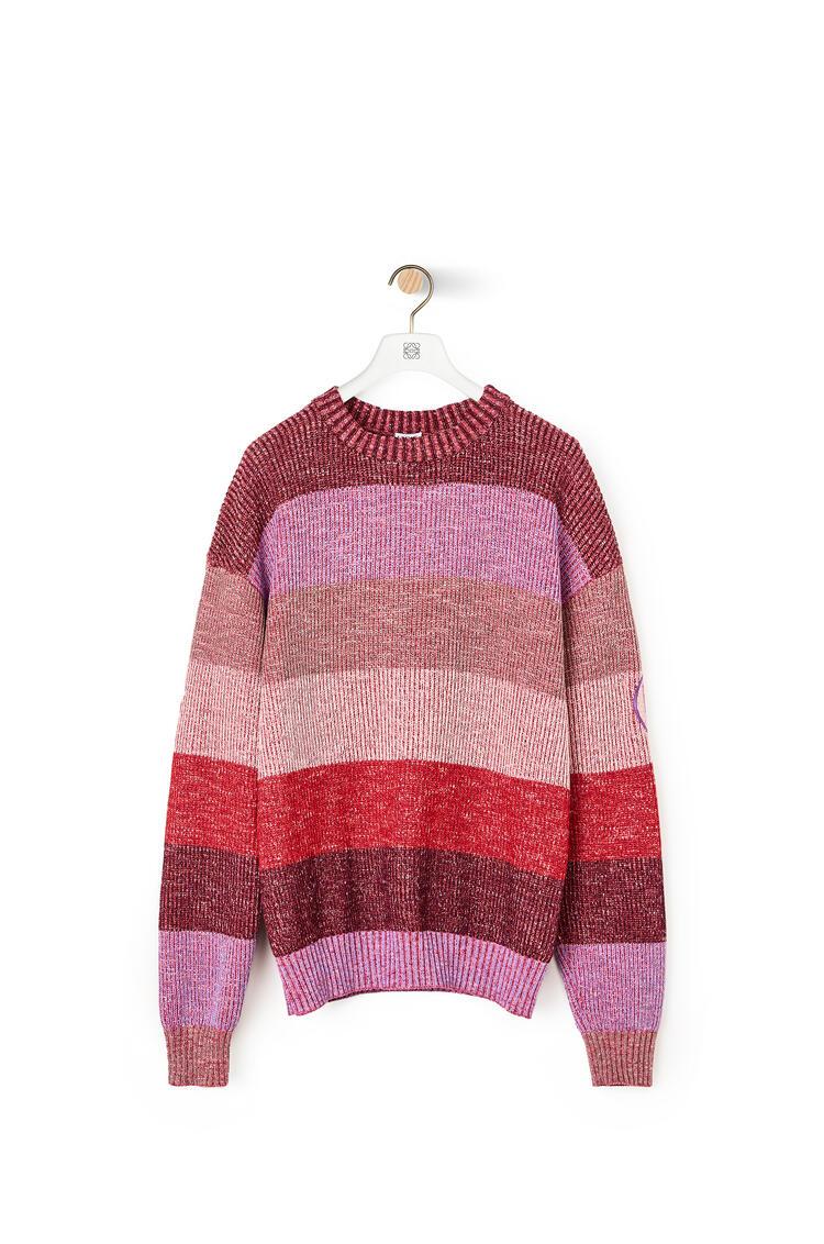 LOEWE Jersey en algodón Multicolor pdp_rd