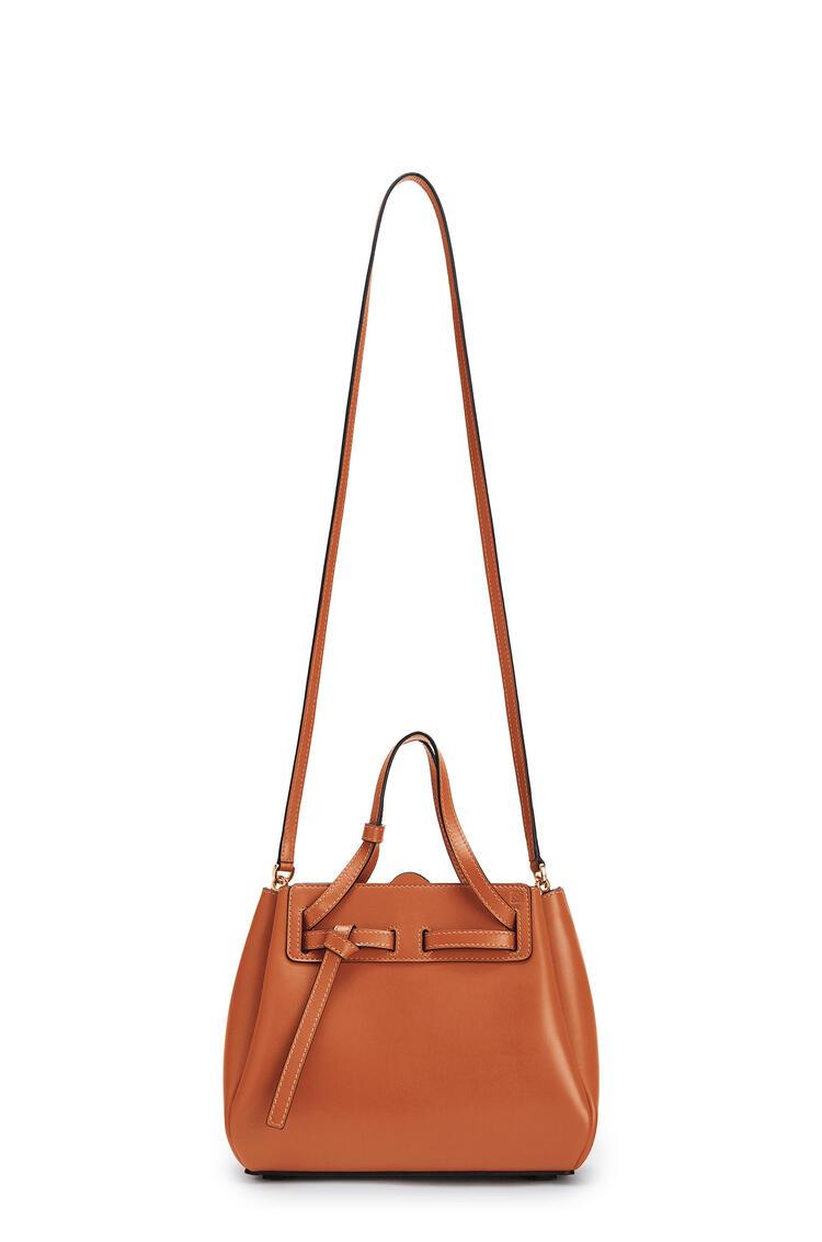 LOEWE Mini Lazo Bag In Bbox Calfskin Tan pdp_rd