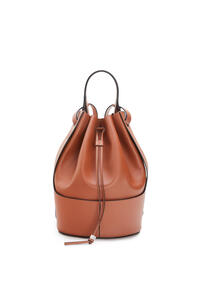 LOEWE Balloon Backpack in nappa calfskin Tan pdp_rd
