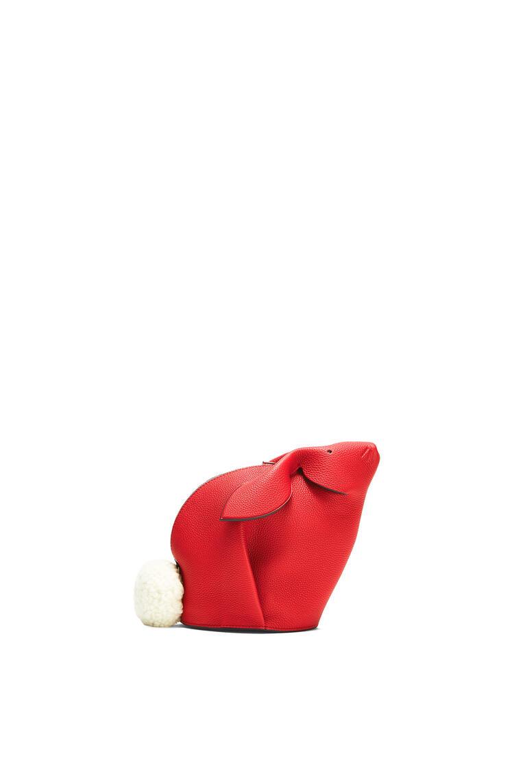 LOEWE Bunny Mini Bag Scarlet Red pdp_rd