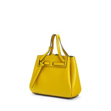 LOEWE Bolso Lazo Mini Amarillo front