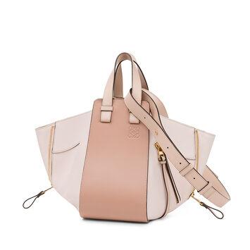 LOEWE Hammock Small Bag Blush Multitone front