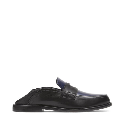 Slip On Loafer Heart