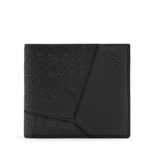 Puzzle Bifold Wallet
