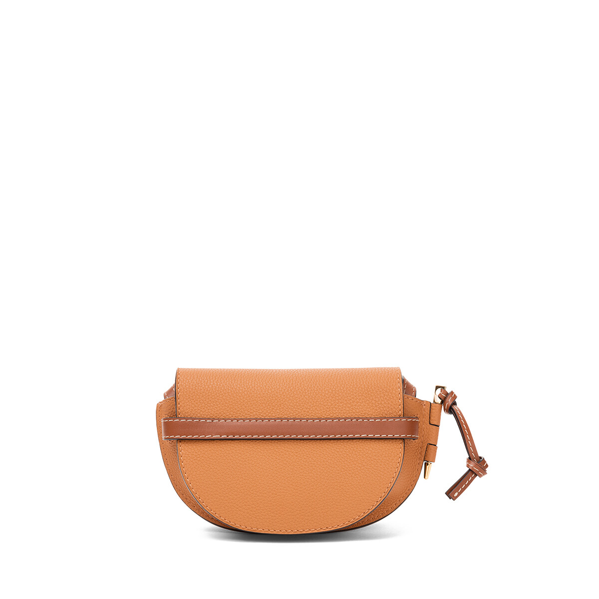 LOEWE Gate Mini Bag Light Caramel/Pecan front