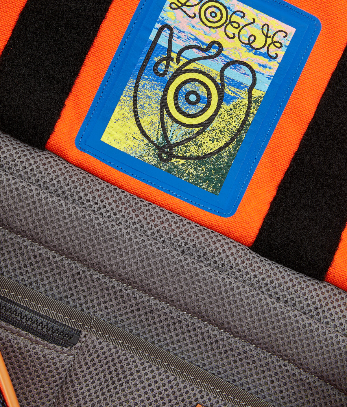 LOEWE Eye/Loewe/Nature Messenger 橙色 front