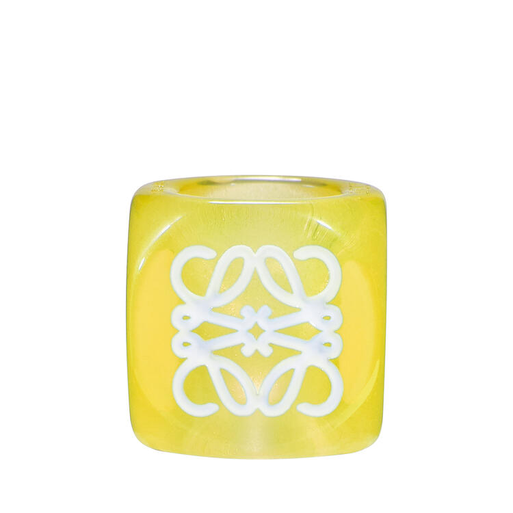 LOEWE ANAGRAM SMALL DICE Yellow pdp_rd