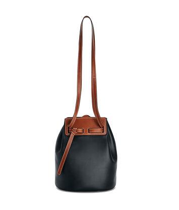 LOEWE Bucket Bag Black front