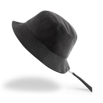LOEWE Fisherman Hat Black front