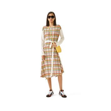 LOEWE Heel Mini Bag Yellow front