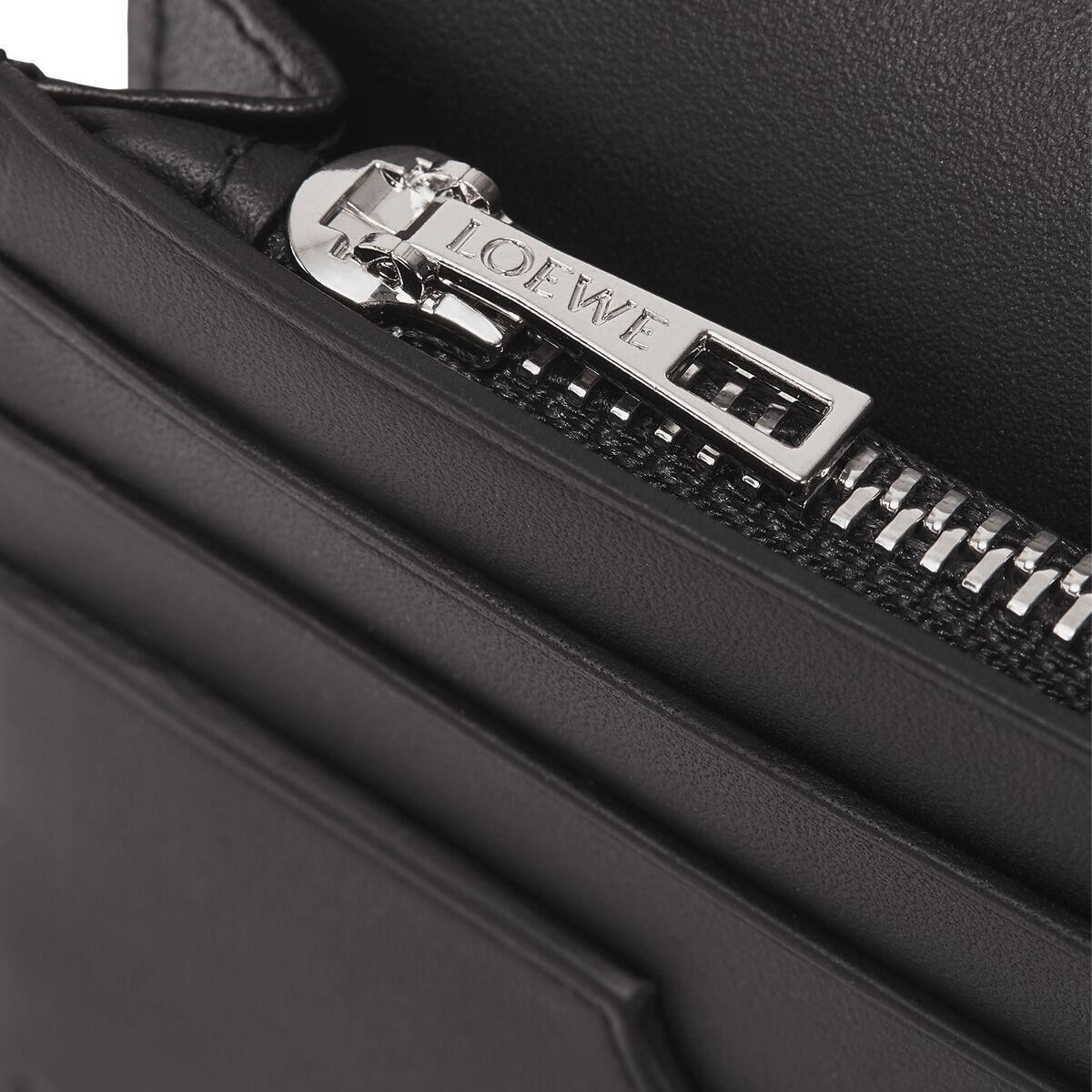 LOEWE Long Horizontal Wallet Vetiver/Black all