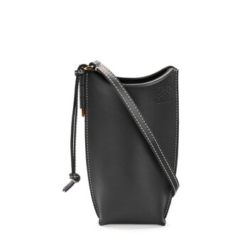 LOEWE Gate Pocket 黑色 front