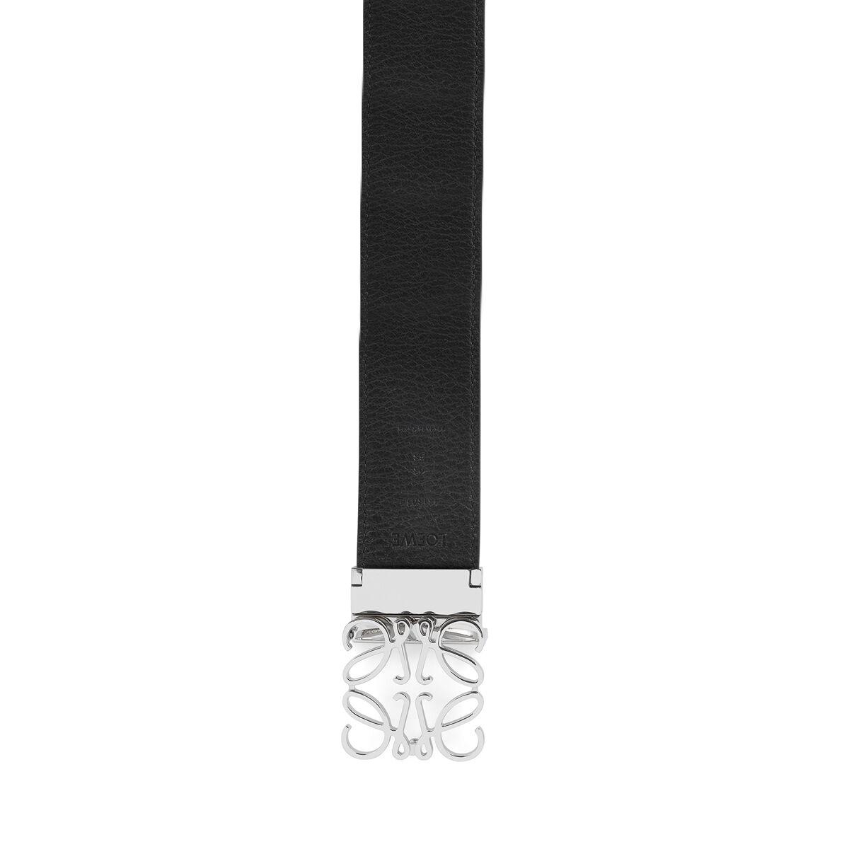 Cinturon Anagrama 4Cm Adj/Rev