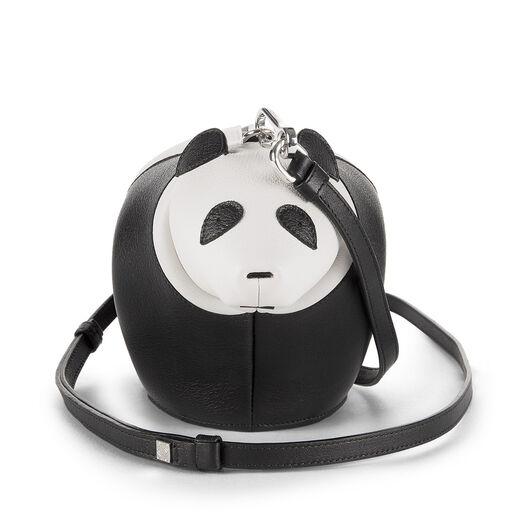 LOEWE Panda Mini Bag Black/White all