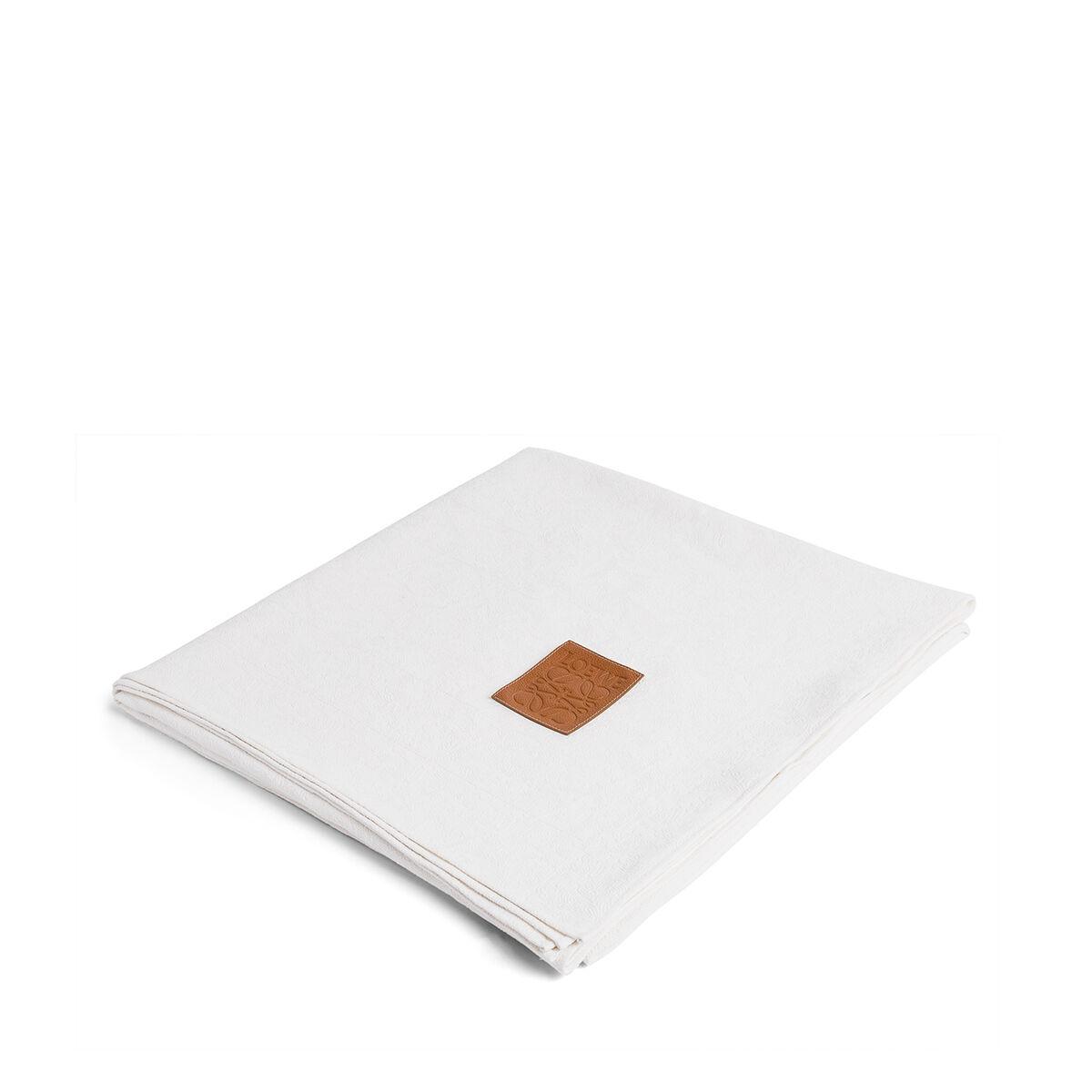 LOEWE Blanket ホワイト all