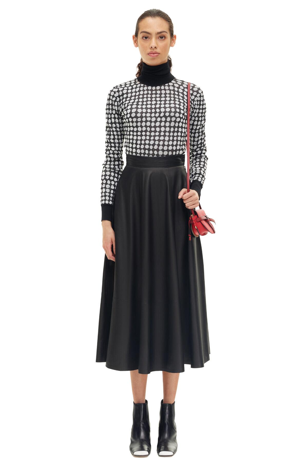 LOEWE Skirt 黑色 all
