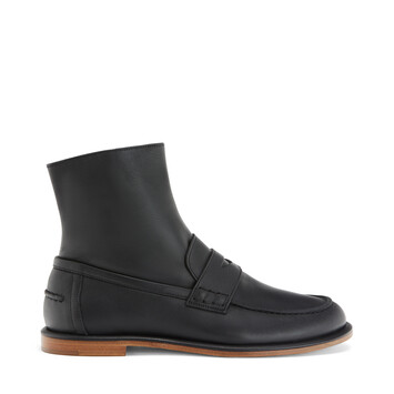 LOEWE 乐福靴 黑色 front