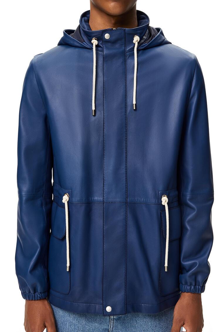 LOEWE ライト ハイキング ジャケット ネイビーブルー pdp_rd