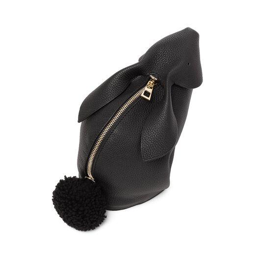 LOEWE Bunny Mini Bag Black all