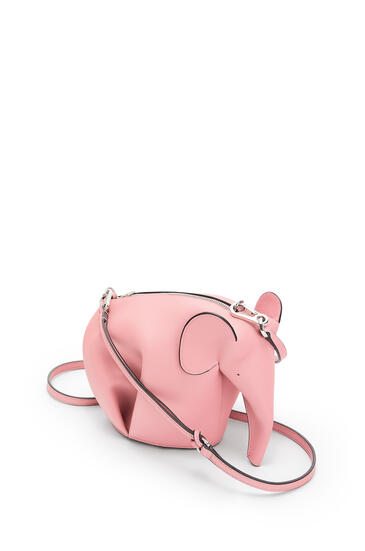 LOEWE Mini Elephant Bag In Classic Calfskin Candy pdp_rd
