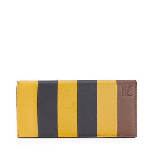 LOEWE Stripes Long Horizontal Yellow Mango/Marine front
