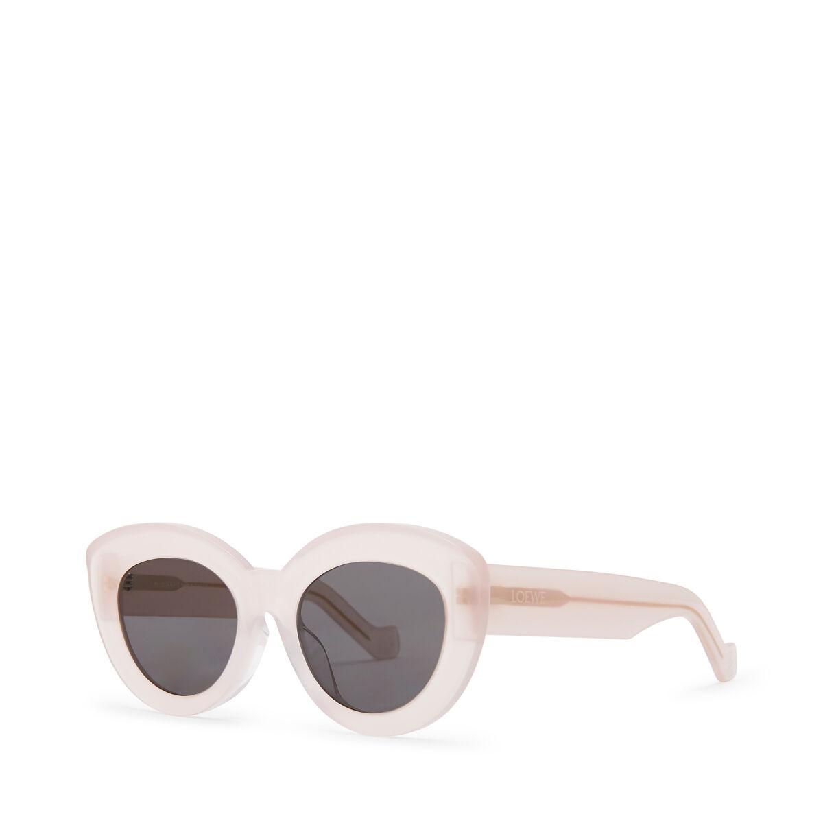 LOEWE Gafas Mariposa Melocoton front
