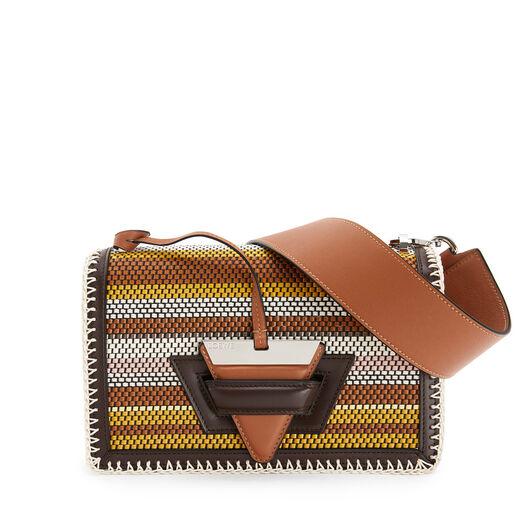 Barcelona Woven Stripes Bag