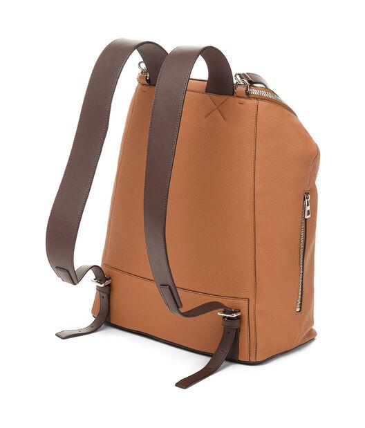 LOEWE Goya Backpack Cognac/Tan all