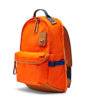 LOEWE Eye/Loewe/Nature Backpack 橙色 front