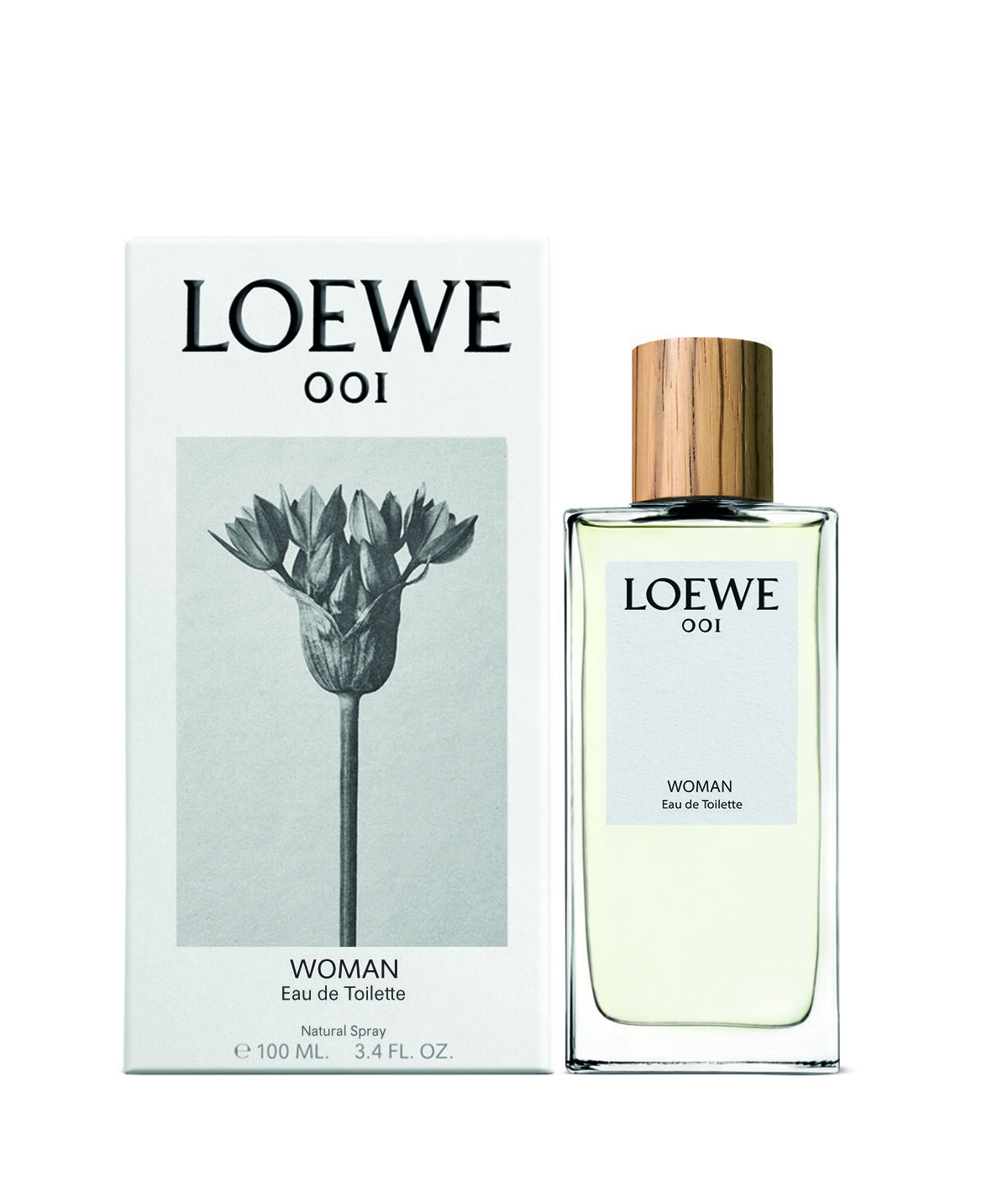 LOEWE Loewe 001 Woman Edt 100Ml Sin Color all
