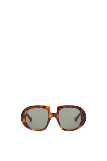 LOEWE ACETATE ANAGRAM SUNGLASSES Grey/Light Havana pdp_rd