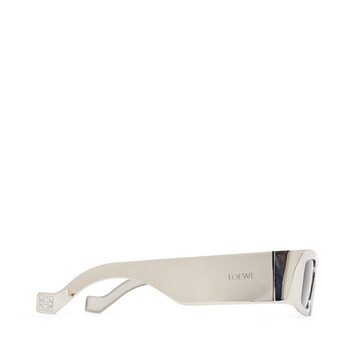 LOEWE Gafas Future Western Plata front