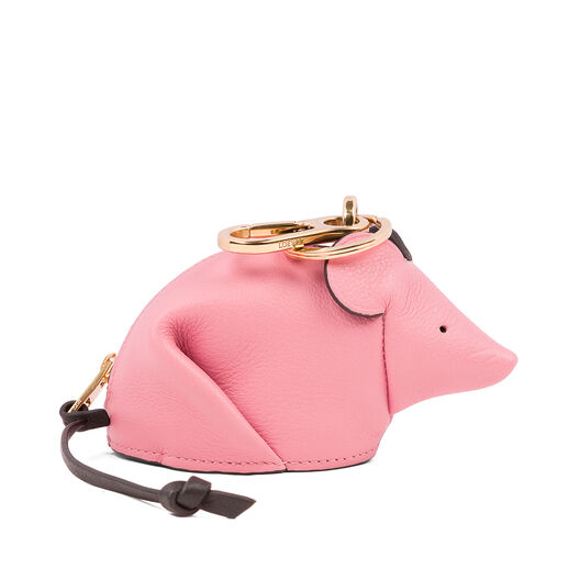 LOEWE Mouse Charm Candy front