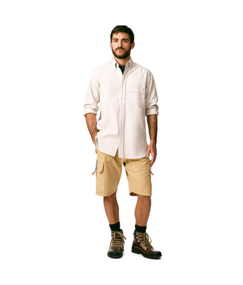 LOEWE Oxford Shirt White front