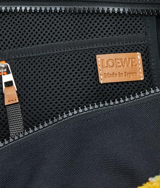 LOEWE Eye/Loewe/Nature Bolso Tote Camuflaje Multicolor front