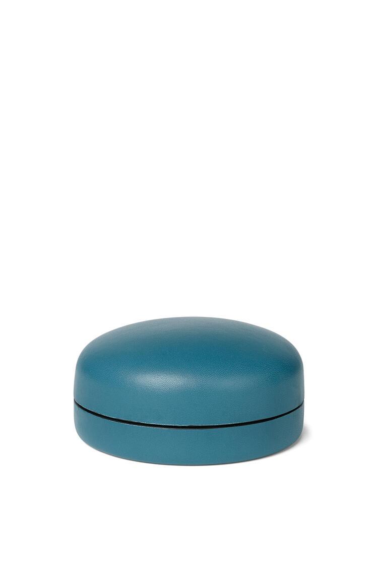 LOEWE Box Medium Petroleum Blue pdp_rd